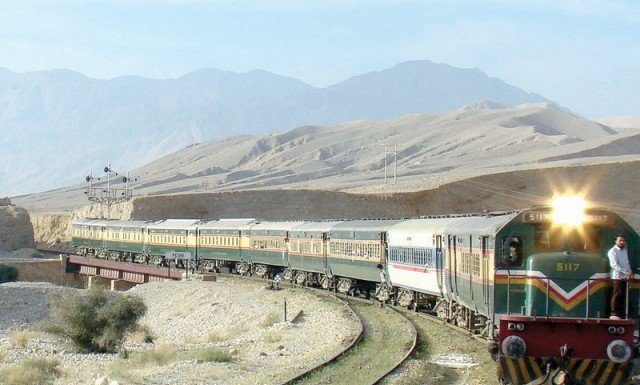 Pakistan Railways has launch mobile app for seat reservation