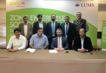 Zong Join Hands with LUMS for Dedicated Internet Services and VDI Solution