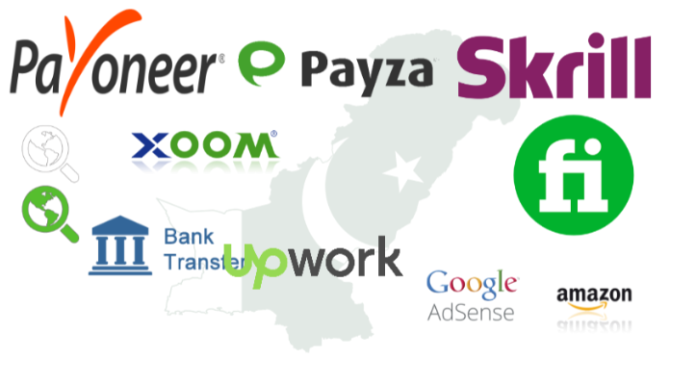 Four Authentic Online Gateways To Receive Payment In Pakistani Bank