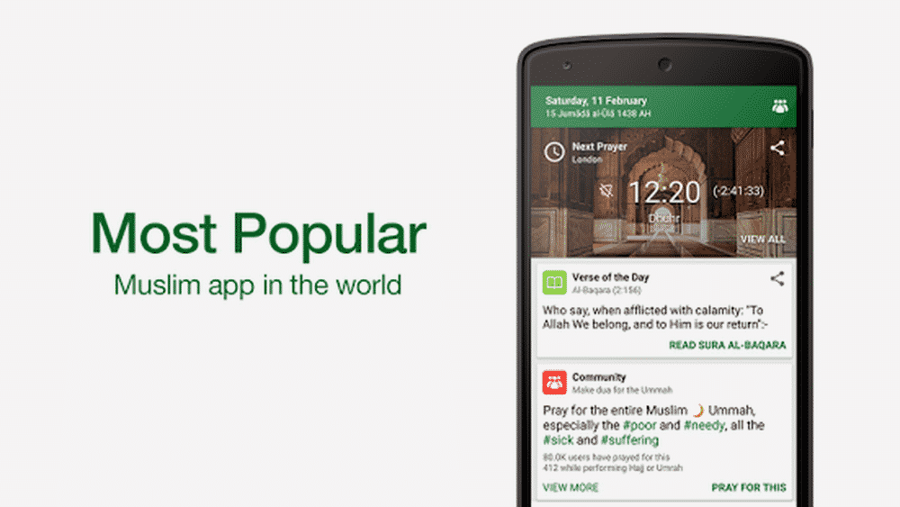 Muslim Pro The Most Popular Islamic App Just Got Acquired for Millions of Dollars