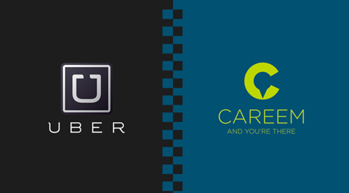 Islamabad's cabbies protest against online taxi services Uber and Careem