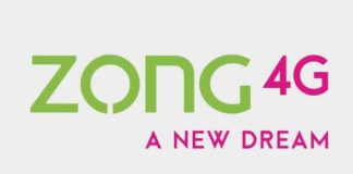 Zong Captures Over 75% of 4G Market in Pakistan