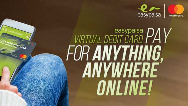 Telenor Microfinance Bank introduces Pakistan's first Virtual Debit Card