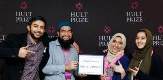 Pakistani-American students win $1 million award for Roshni Rides