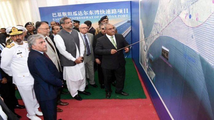 Gwadar to emerge on world map as major trade hub