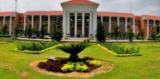 Arid University ranked among 350 best Research Universities