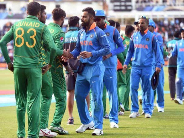 Indian Cricket Board act dramatically for holding Indo Pak Cricket Series
