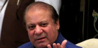 Nasir Khosa already done work for me - Nawaz Sharif