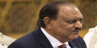 President of Pakistan Salary increased by Rs0.76m