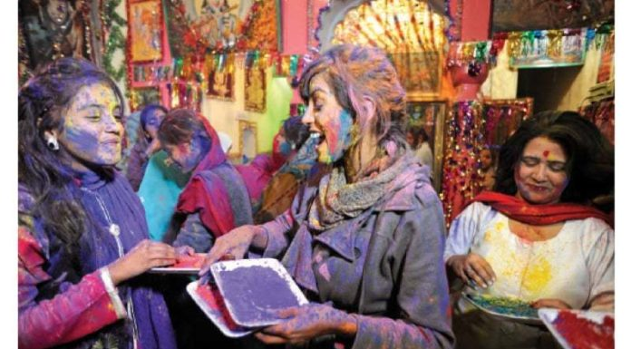 Punjab Govt will spend Rs 20 million to renovate, remodel and expand Krishna Temple in Rawalpindi