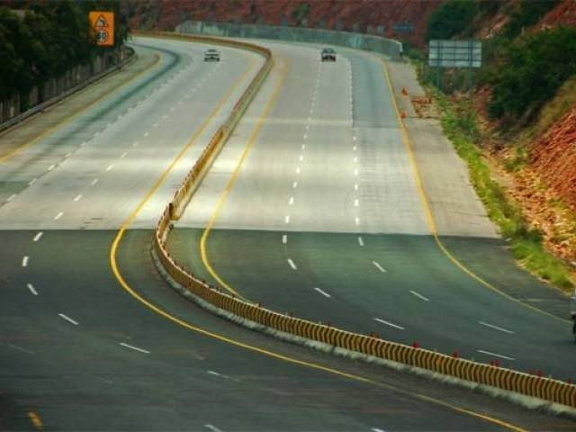 Swat Expressway to open partially on May 21 Today