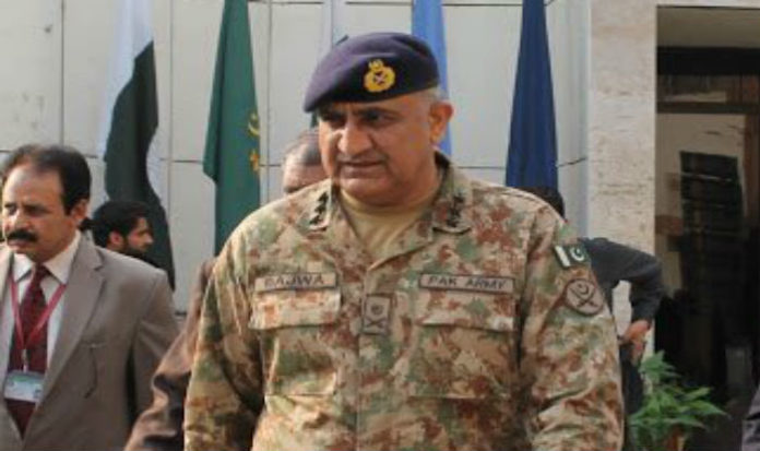 Gen Bajwa will meet with India's National Defense Advisor