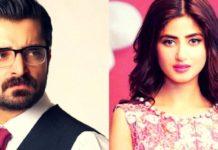Hamza Ali Abbasi, Sajal Aly team up for 'Alif'