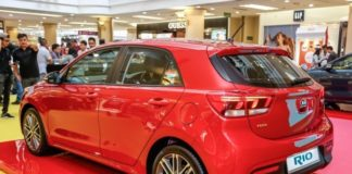 KIA Rio 2018 could threaten car industry's 'big three'