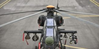 Pakistan to buy 30 of Turkey's T129 ATAK helicopters