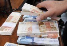 Rupee weakens to over Rs.119 against Dollar against Pak Rupee