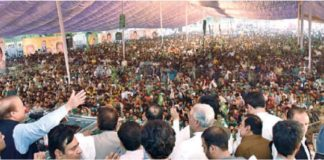 We won't let election to be delayed: Nawaz